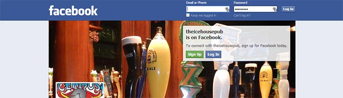 The IceHouse on FaceBook