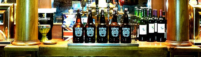 IceHouse Pub Growlers