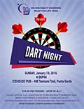Dart Tournament Wilson's Warriors Sunday, January 10 - American Cancer Society